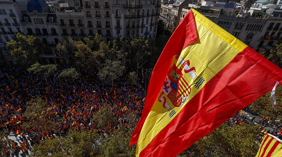 West's double standards on Catalonia: Political justice OK for enemies, bad for friends