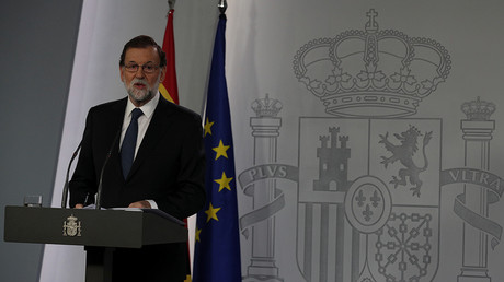 'There was no independence referendum in Catalonia today' – Spain PM