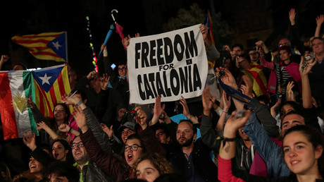 90% of voters said 'Yes' to independence from Spain – Catalan government