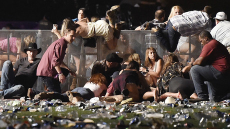 'Beyond horrific': Dozens killed, scores injured after gunman opens fire at Las Vegas music festival