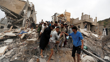How bad does Yemen need to get before Britain stops selling weapons to Saudi? (VIDEO)