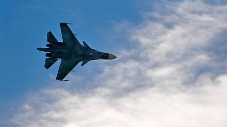 FILE PHOTO: Su-34 jet © Eugene Odinokov