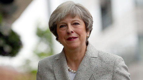 PM May or President Bartlett: Are UK leader's words stolen from TV show 'West Wing'?