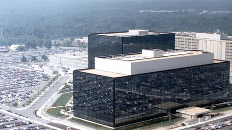 The National Security Agency (NSA) headquarters building in Fort Meade, Maryland © Reuters