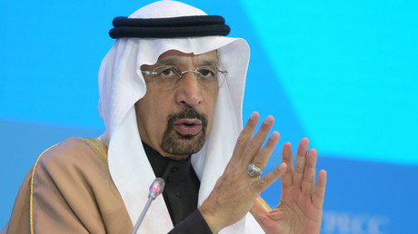 Khalid A. Al-Falih, Minister of Energy, Industry and Mineral Resources of the Kingdom of Saudi Arabia © Vitaliy Belousov
