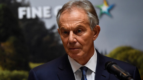 Tony Blair tipped to become mediator between Catalonia & Madrid