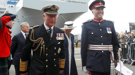 Prince Charles praises Somali pirates for 'fish explosion'