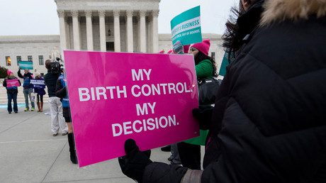 ACLU leads lawsuit against Trump administration over birth control rollback