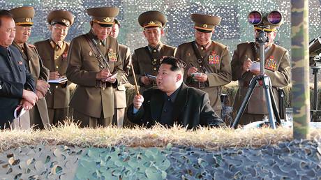 FILE PHOTO © KCNA