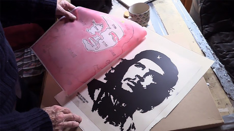 'A Real Wonder Woman': Irish artist on detained teen Palestinian activist (VIDEO)