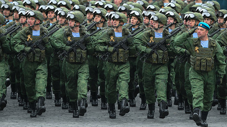 Foreigners in Russian military approved for counterterrorism ops abroad
