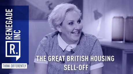 The Great British Housing Sell-off