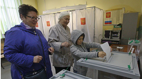 Russian elections boss proposes stepping up public monitoring of polls