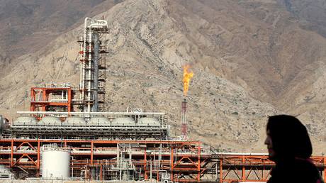 Iranian crisis could send oil to $100