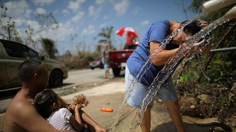 'Hell to pay': Puerto Rico Governor to investigate delays in water, food deliveries