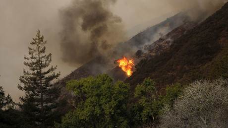'Armageddon': 15 dead as wildfires engulf 115k acres in California's wine country (VIDEO)