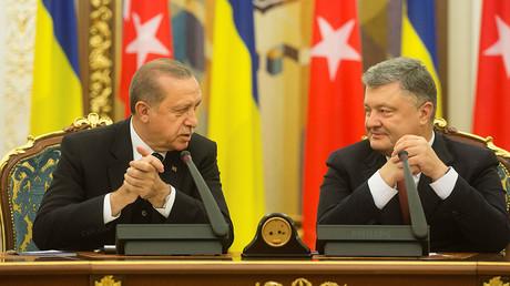 Serbian FM sings in Turkish during Erdogan's visit (VIDEO, PHOTO)  %Post Title