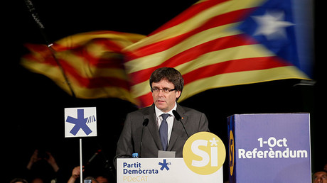 Jail and execution: Madrid makes veiled threat to Catalan leader by raising predecessor's fate
