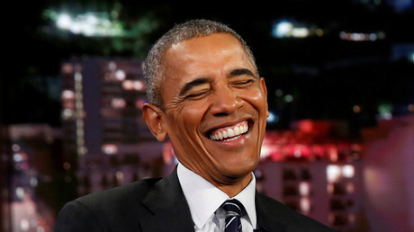 Former U.S. President Barack Obama. ©Reuters