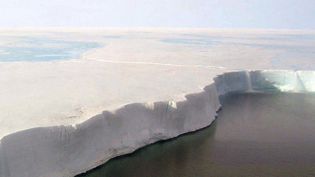 Larsen-C Iceshelf, Antarctica. © NASA / Global Look Press