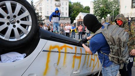 Savchenko arrested as Ukraine's 'revolution' eats itself