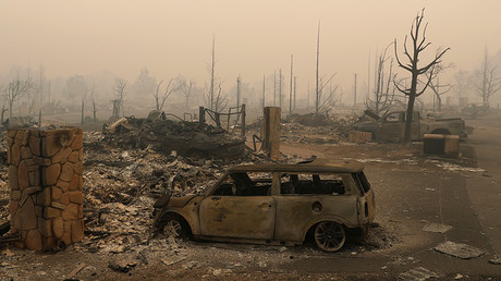 Evacuation orders issued for nearly 200k as Los Angeles fires rage