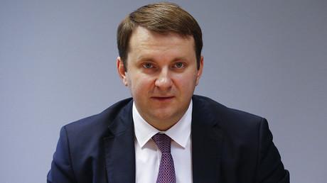 Starting with Russia Ft. Maxim Oreshkin, Russian Minister of Economic Development