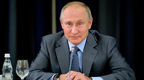 Putin promises to create better environment for foreign business in Russia
