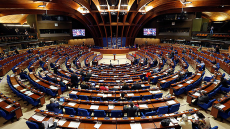 'Major impediment': PACE says Ukraine education law violates ethnic minority rights