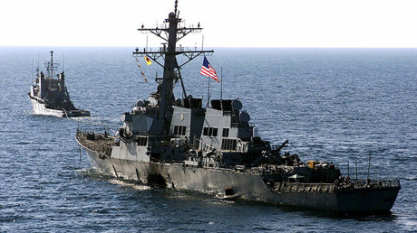 The US Navy destroyer USS Cole © Sgt. Don L