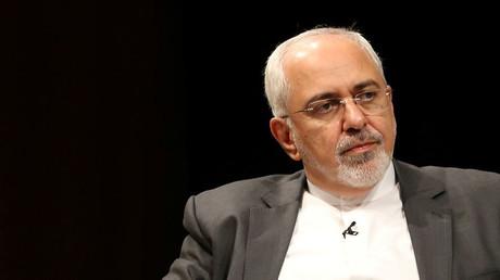Iran's Foreign Minister Mohammad Javad Zarif © Bria Webb