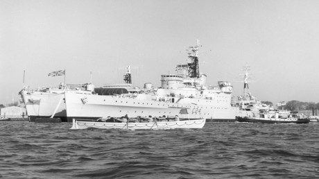 Declassified files finally expose failures that allowed Argentine missile to sink British warship
