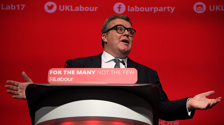 Britain's opposition Labour Party Deputy Leader Tom Watson © Toby Melville
