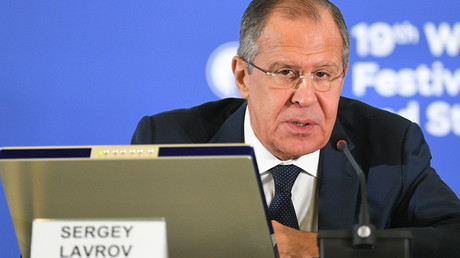 US society 'based on leaks,' but proof of Russian election meddling never emerged – Lavrov