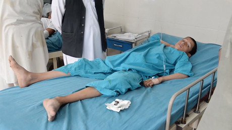 2 children injured in Afghanistan as US troops allegedly 'open fire' on them