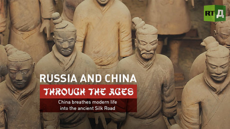 Russia and China: Through the ages