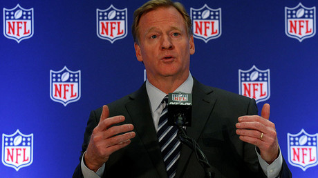 'Everyone should stand' for anthem, but NFL won't change policy – commissioner