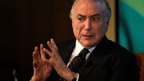 Brazilian MPs throw out multimillion-dollar bribery charges against President Temer