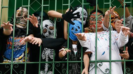 Pro-Christian lawmaker seeks ban on Halloween celebration in Russian schools