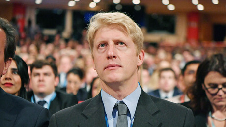 Jo Johnson Minister of State for Universities and Science. - Annual Conservative Party Conference at the Birmingham International Conference Centre. © SOLO / Global Look Press