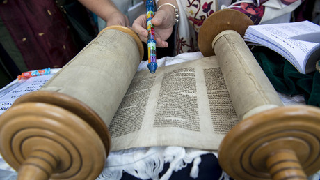 'Giving up territories is a sin': Putin refers to Torah when asked about values