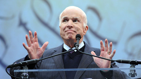 John McCain © William Thomas Cain