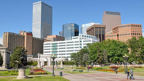 Colorado governor hopefuls Erik Underwood & Lew Gaiter