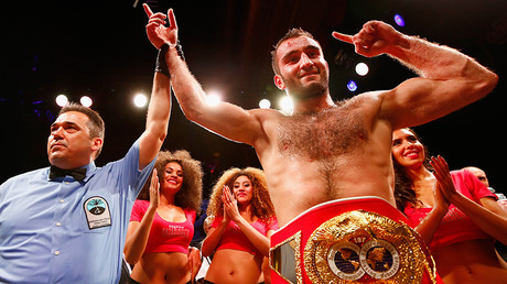 'I want to unify division, then move to heavyweight!' – IBF world cruiserweight champion Gassiev