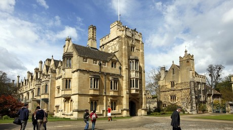 St. John's Quad Square, Magdalen College, one of 39 colleges, all of which are independent and together form the University of Oxford. © Jochen Tack / Global Look Press