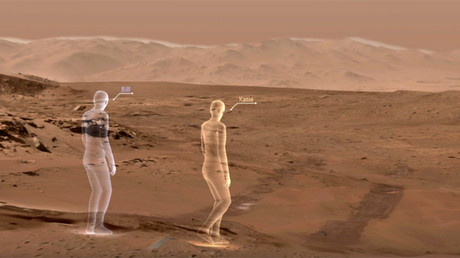 Armchair astronauts: Walk desolate Mars trails with new NASA VR (VIDEO)