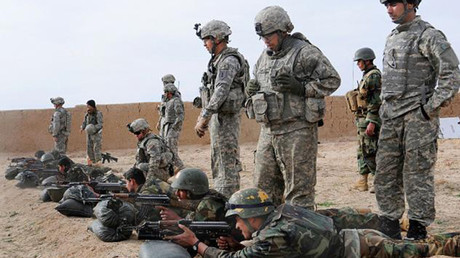 More Afghan troops flee military training in US – report