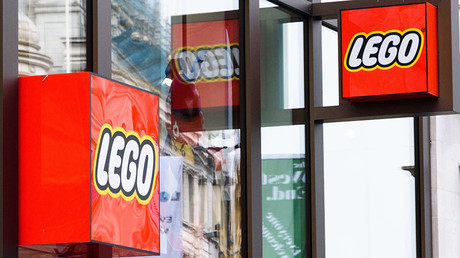 'Burqa ban': Vienna police descend on Lego store over face-covered Red Ninja