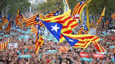 Catalan parliament: Spanish government measures are a 'coup'
