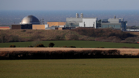 A general view of the Sellafield nuclear plant near Whitehaven, Britain © Phil Noble